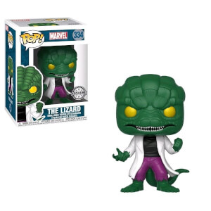 Marvel Comics The Lizard EXC Funko Pop! Vinyl