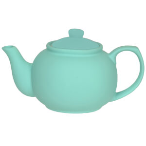 Silk Tea Pot - Green
