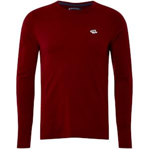 Le Shark Men's Lambeth Long Sleeve T-Shirt - LS Red