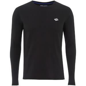 Le Shark Men's Lambeth Long Sleeve T-Shirt - Black