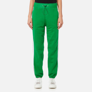 MSGM Women's Trousers - Green