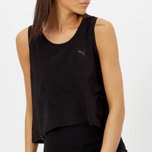 Puma Women's Evo Tank Top - Puma Black