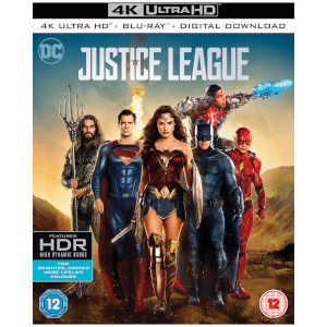 Justice League - 4K Ultra HD (Includes Digital Download)