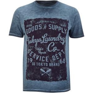 T-Shirt Homme Rochester Springs Tokyo Laundry - Denim Foncé