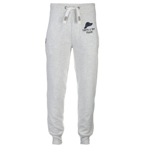 Tokyo Laundry Men's Hollow Sweatpants - Heather Grey Marl