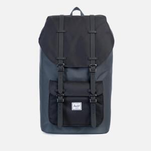 Herschel Supply Co. Men's Little America Backpack - Shadow/Black
