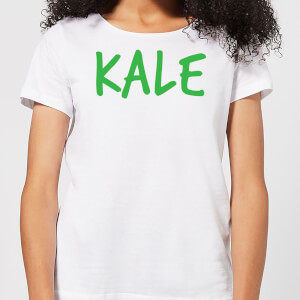 Kale Women's T-Shirt - White