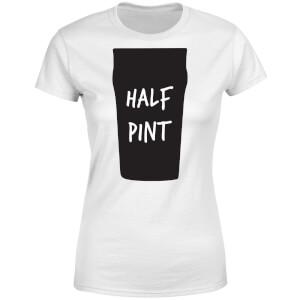 Half Pint Women's T-Shirt - White