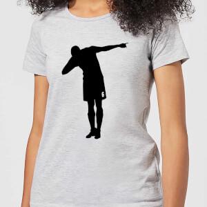 Celebration Dab Women's T-Shirt - Grey