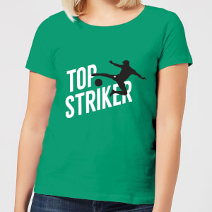 Top Striker Women's T-Shirt - Kelly Green