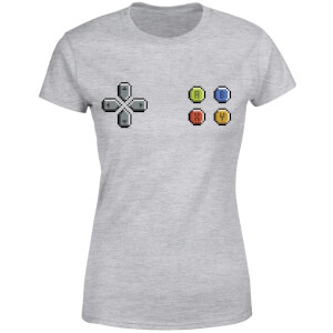 Pad Gaming Women's T-Shirt - Grey