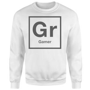 Periodic Gamer Sweatshirt - White