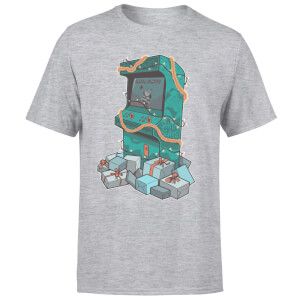 Arcade Tress T-Shirt - Grey