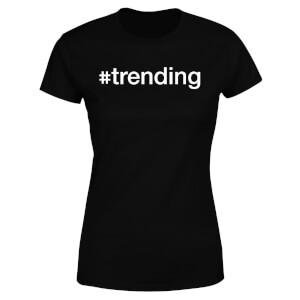 trending Women's T-Shirt - Black
