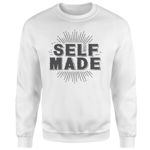 Self Made Sweatshirt - White