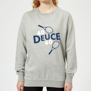 40 Deuce 40 Women's Sweatshirt - Grey