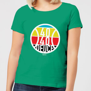 40 40 Deuce Women's T-Shirt - Kelly Green