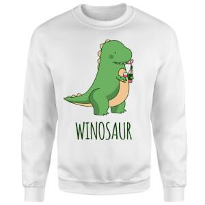 Winosaur Sweatshirt - White