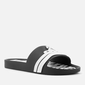 Vivienne Westwood for Melissa Women's Beach Slide Sandals - Black Contrast: Image 2
