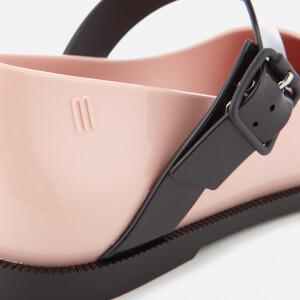 Melissa Women's Mary Jane Flat Shoes - Blush Contrast: Image 6