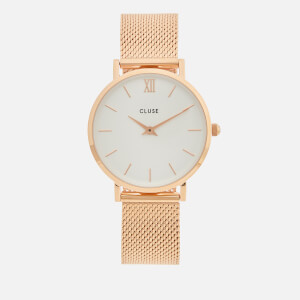 Cluse Women's X Negin Limited Edition Gift Set - Pink/Rose Gold