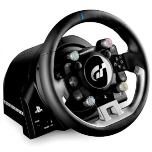 Thrustmaster T-GT: Gran Turismo Officially Licensed Leather-Wrapped Racing Wheel