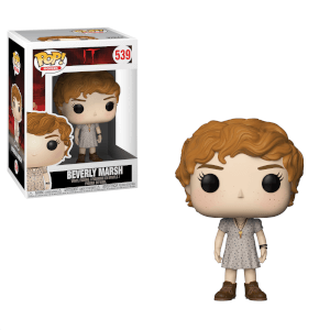 IT Beverly with Key Necklace Funko Pop! Vinyl