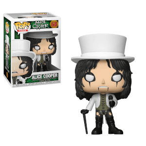 Pop! Rocks Alice Cooper Pop! Vinyl Figur