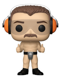 Super Troopers Mac Pop! Vinyl Figur