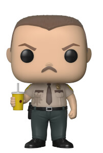 Figurine Pop! Super Troopers - Farva