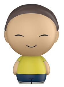 Rick and Morty Morty Dorbz Vinyl Figur
