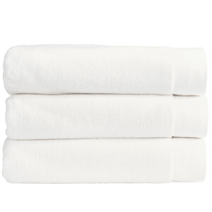 Christy Luxe Towel Range - White