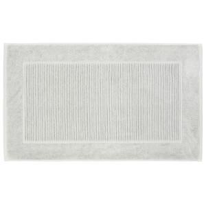 Christy Supreme Hygro Bath Mat - Set of 2 - Silver