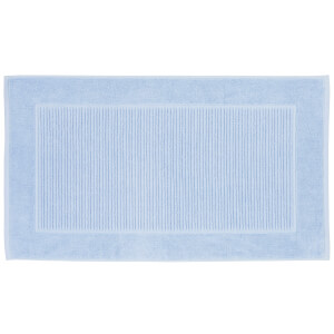 Christy Supreme Hygro Bath Mat - Set of 2 - Sky