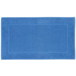 Christy Supreme Hygro Bath Mat - Set of 2 - Deep Sea