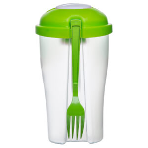 Sagaform To Go Salad Green