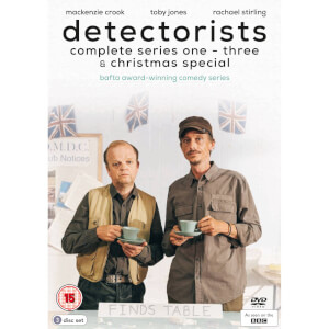 Detectorists - Series 1-3 Complete Boxed Set