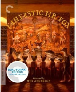 Criterion Collection: Fantastic Mr Fox
