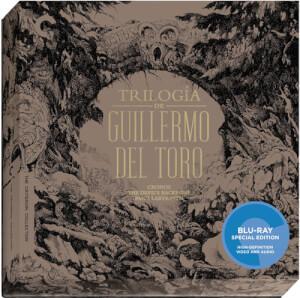 Criterion Coll: Trilogia De Guillermo Del Toro