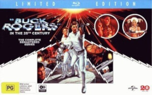Buck Rogers In The 25th Century: Complete Series