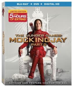 Hunger Games: Mockingjay Pt 2