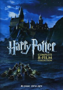 Harry Potter: Complete Collection Years 1-7