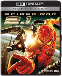 Spider-Man 2 (2004) - 4K Ultra HD