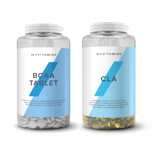 BCAA and CLA Bundle