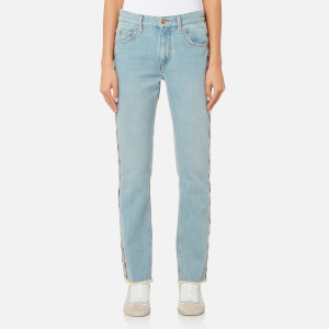 Isabel Marant Etoile Women's Colan Fancy Pants - Blue