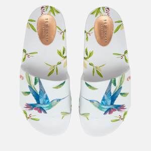 Ted Baker Women's Aveline Slide Sandals - Highgrove Hummingbird