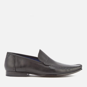 Ted Baker Men's Bly 9 Leather Slip-On Loafers - Black