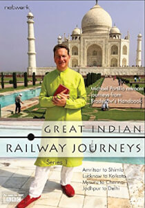 Great Indian Railway Journeys - Series One