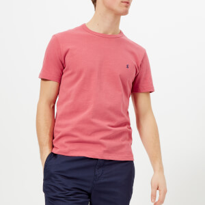 Joules Men's Laundered T-Shirt - Slate Rose