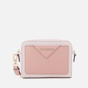 Karl Lagerfeld Women's K/Klassik Camera Bag - Pale Rose
